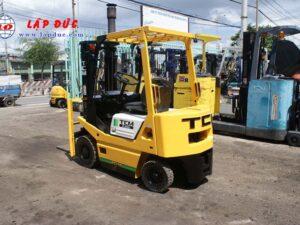 Xe nâng dầu cũ TCM 1.5 tấn FD15Z16S # 11502113 giá rẻ