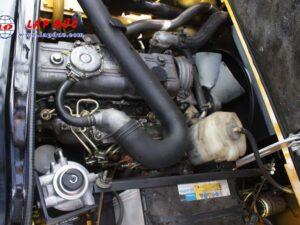 Xe nâng 1.5 tấn máy dầu TCM FD15Z16S # 11502113 giá rẻ
