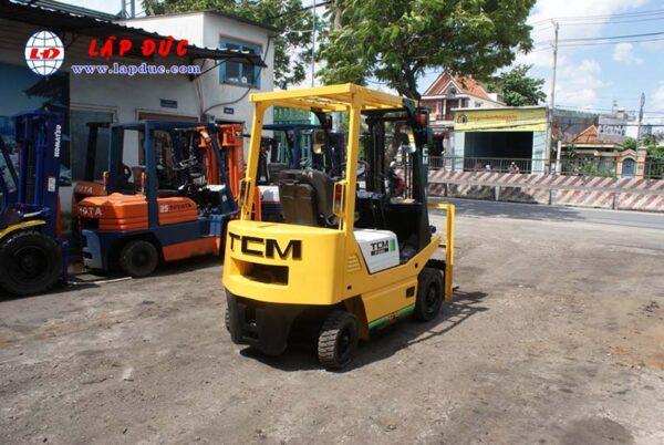 Xe nâng dầu 1.5 tấn TCM FD15Z16S # 11502113 giá rẻ