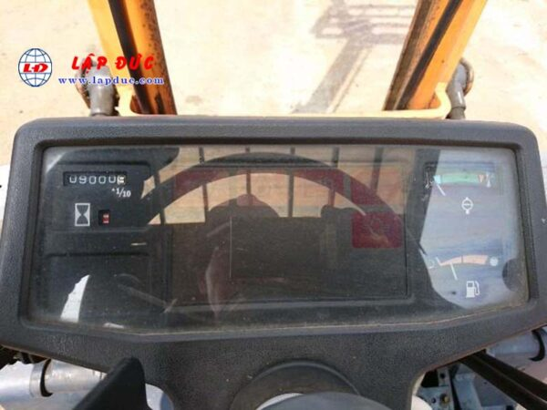 Xe nâng động cơ dầu 1.5 tấn TOYOTA 5FD15 #43598 giá rẻ