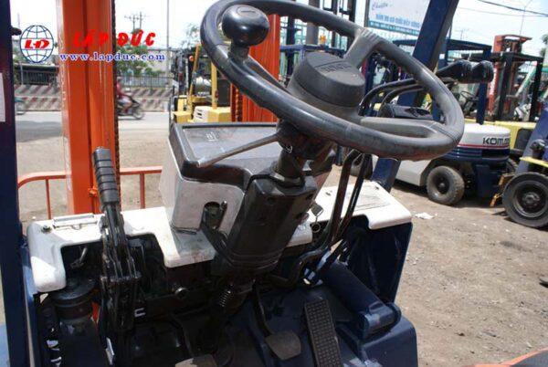 Xe nâng động cơ dầu 1.5 tấn TOYOTA 5FDL15 # 10332 giá rẻ
