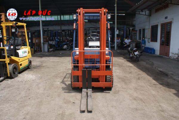 Xe Nâng Dầu 1.5 tấn TOYOTA 5FDL15 # 10332