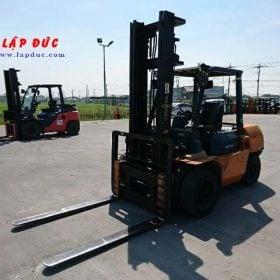 Xe Nâng 3.5 tấn Dầu TOYOTA 7FD35 # 15511