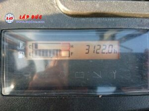 Xe Nâng Dầu 1 tấn TOYOTA 8FDL10 # 31666