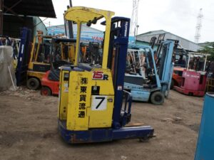 Xe nâng điện đứng lái 1.5 tấn KOMATSU FB15RS-10 giá rẻ