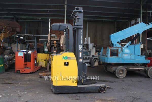 Xe nâng điện đứng lái 1.8 tấn KOMATSU FB18RS-12 giá rẻ