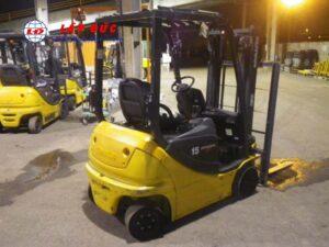 Xe nâng điện đứng lái 1.5 tấn KOMATSU FB15-12