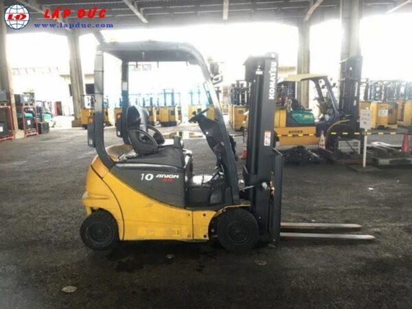 Xe nâng điện KOMATSU 1 tấn ngồi lái FB10-12