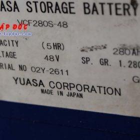 Xe nâng điện KOMATSU ngồi lái 1.3 tấn FB13M-3 giá rẻ