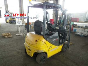 Xe nâng điện ngồi lái 1.4 tấn KOMATSU FB14-12 #843092