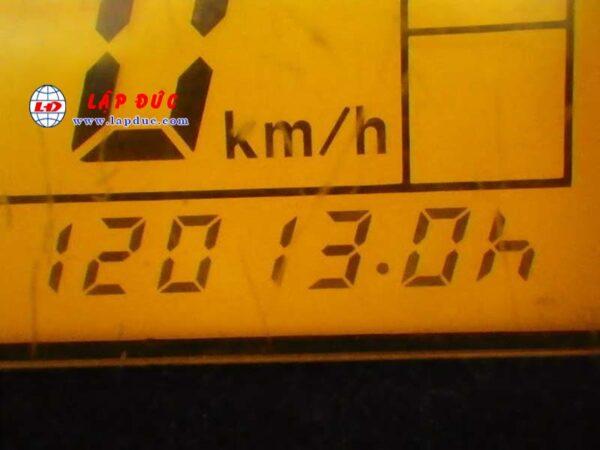 Xe nâng điện KOMATSU 1.4 tấn ngồi lái FB14-12 giá rẻ