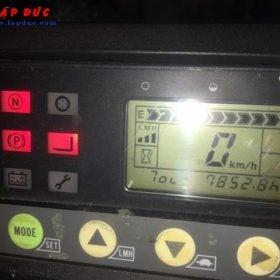 Xe nâng điện ngồi lái cũ KOMATSU 1.5 tấn FB15-12