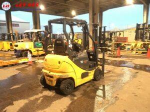 Xe nâng điện ngồi lái 1.5 tấn KOMATSU FB15-12 9