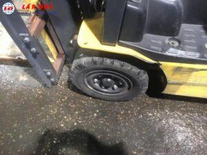 Xe nâng điện ngồi lái 1.5 tấn KOMATSU FB15-12 12