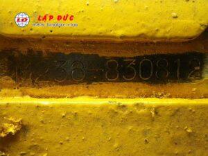 Xe nâng điện ngồi lái 1.5 tấn KOMATSU FB15-12 # 830812
