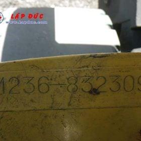 Xe nâng điện cũ KOMATSU 1.5 tấn ngồi lái FB15-12 giá rẻ