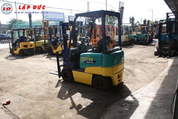 Xe nâng điện ngồi lái KOMATSU 1.5 tấn FB15EX-10 giá rẻ