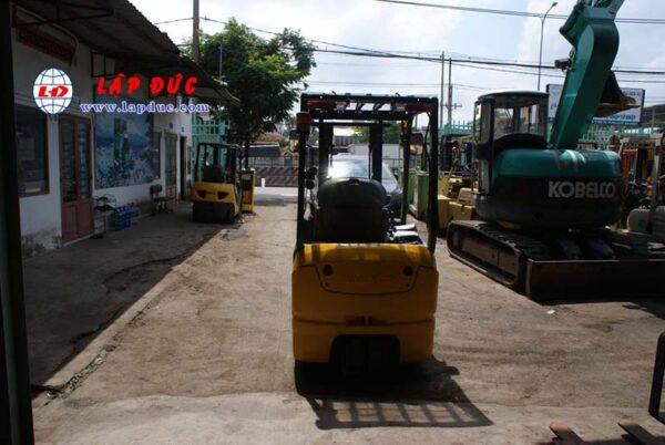 Xe nâng điện ngồi lái cũ 1.5 tấn KOMATSU FB15M-12 giá rẻ