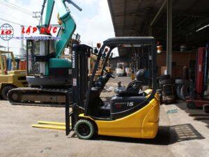 Xe nâng điện ngồi lái 1.5 tấn KOMATSU FB15M-12 4