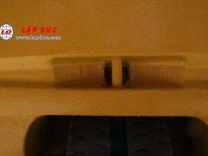 Xe nâng điện ngồi lái 1.5 tấn KOMATSU FB15M-12 6