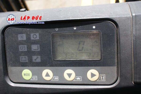 Xe nâng điện KOMATSU ngồi lái 1.5 tấn FB15M-12 giá rẻ