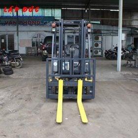 Xe nâng điện ngồi lái KOMATSU 1.8 tấn FB18-12 giá rẻ
