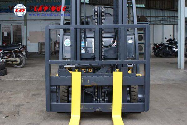 Xe nâng điện cũ KOMATSU ngồi lái 1.8 tấn FB18-12 giá rẻ