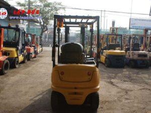 Xe nâng điện KOMATSU ngồi lái 1.8 tấn FB18-12 giá rẻ