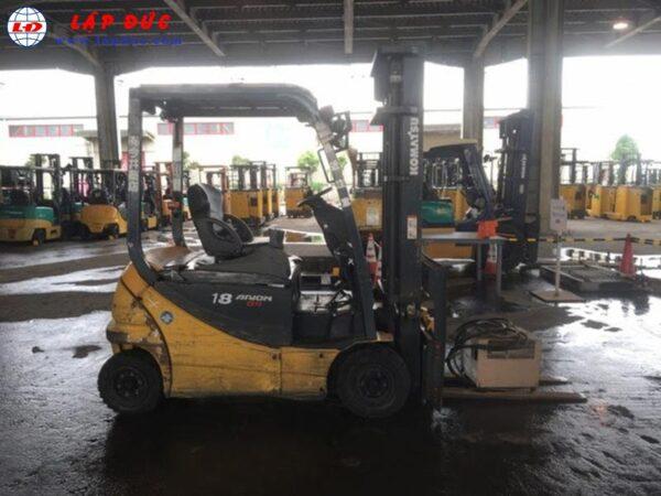 Xe nâng điện ngồi lái 1.8 tấn KOMATSU FB18GF-12 1