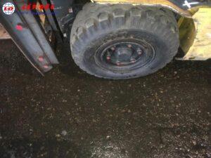 Xe nâng điện ngồi lái 1.8 tấn KOMATSU FB18GF-12 5