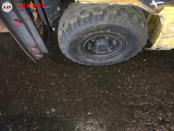 Xe nâng điện ngồi lái 1.8 tấn KOMATSU FB18GF-12 3
