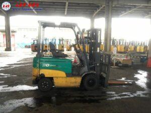 Xe nâng điện KOMATSU 2 tấn ngồi lái FB20EX-11