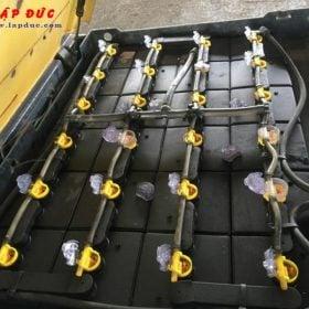 Xe nâng điện KOMATSU 2 tấn ngồi lái FB20EX-5