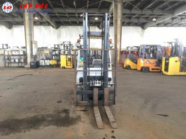 Xe nâng điện ngồi lái KOMATSU 2 tấn FB20EX-5