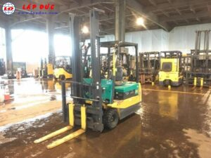 Xe nâng điện KOMATSU ngồi lái 2 tấn FB20M-3