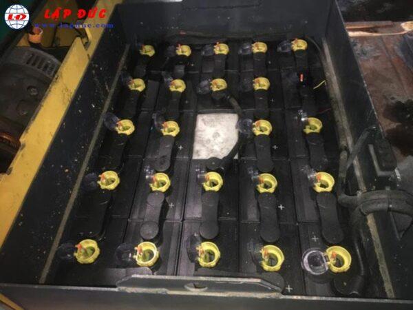 Xe nâng điện KOMATSU 2 tấn ngồi lái FB20M-3