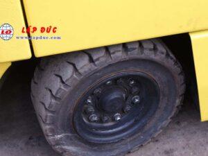 Xe nâng điện ngồi lái 2.5 tấn KOMATSU FB25EX-10 # 813290
