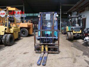 Xe nâng điện ngồi lái KOMATSU 2.5 tấn FB25EX-10 giá rẻ
