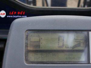 Xe nâng điện KOMATSU ngồi lái 2.5 tấn FB25EX-10 giá rẻ