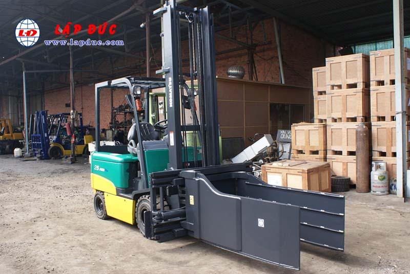 Xe nâng điện 1.5 tấn - 2.5 tấn cũ hiệu KOMATSU 19