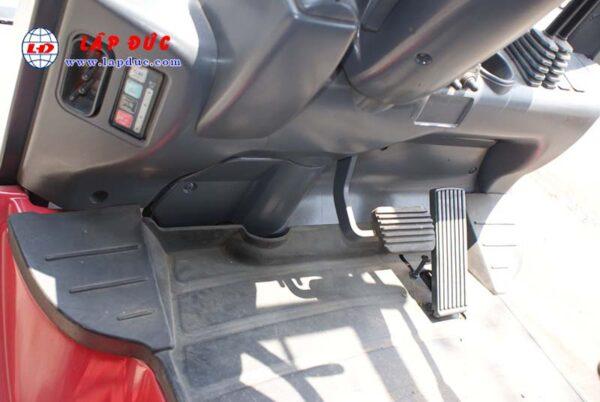 Xe nâng điện cũ NICHIYU ngồi lái 1.5 tấn FB15P-75-300 giá rẻ