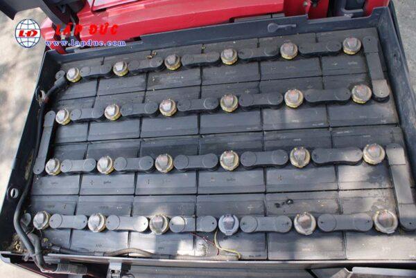 Xe nâng điện NICHIYU 1.5 tấn ngồi lái FB15P-75-300 giá rẻ