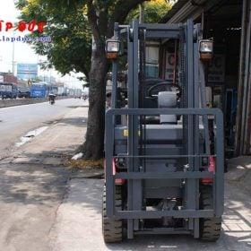 Xe nâng điện NICHIYU ngồi lái 1.5 tấn FB15P-75-300 giá rẻ