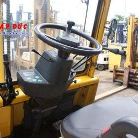 Xe nâng điện NISSAN ngồi lái 2 tấn QP02-003868 giá rẻ