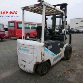 Xe nâng điện ngồi lái UNI CARRIERS 3.5 tấn FB35-8S giá rẻ