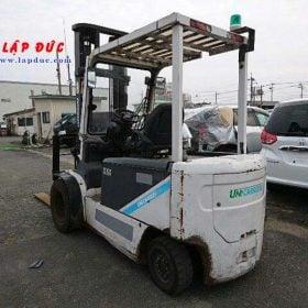 Xe nâng điện ngồi lái 3.5 tấn UNI CARRIERS FB35-8S giá rẻ