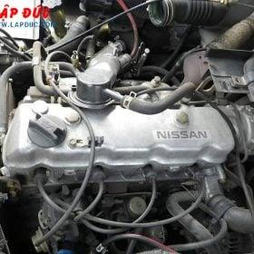 Xe nâng động cơ xăng - gas NISSAN PL02 giá rẻ