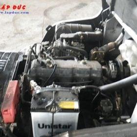 Xe nâng cũ động cơ xăng - gas NISSAN 2.5 tấn PL02 giá rẻ