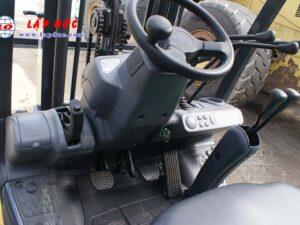 Xe Nâng Xăng 0.9 tấn KOMATSU FG09LC-20 # 662704