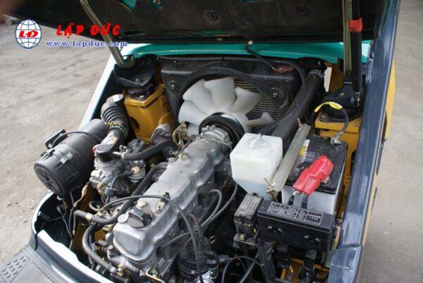 Xe nâng 0.9 tấn máy xăng KOMATSU FG09LC-20 -662704 giá rẻ